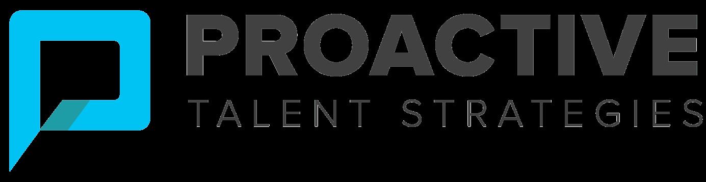 proactive talent strategies